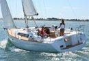 Аренда парусной яхты Oceanis 37 чартер в Турции