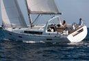 Аренда парусной яхты Oceanis 41 чартер в турции