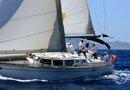 Аренда парусной яхты Sun Odyssey 43 DS чартер в турции